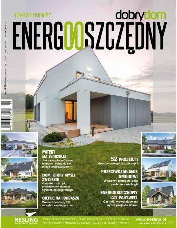 Technologie i Materiały - Dom energooszczędny, inteligentny, bezpieczny 1(13)2017