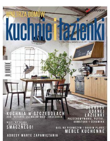 Kuchnie i Łazienki 1(14)2017