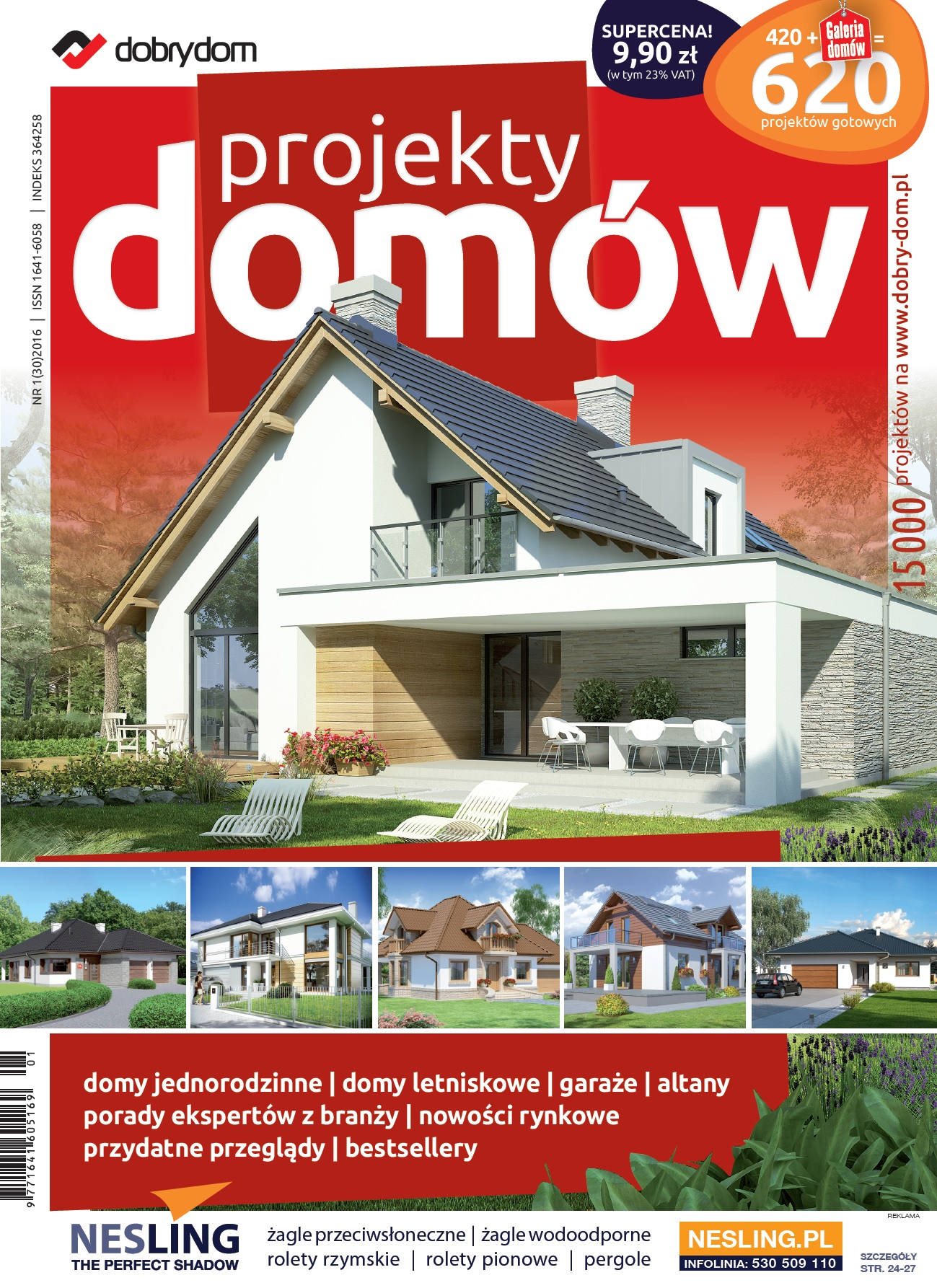 Projekty Domów