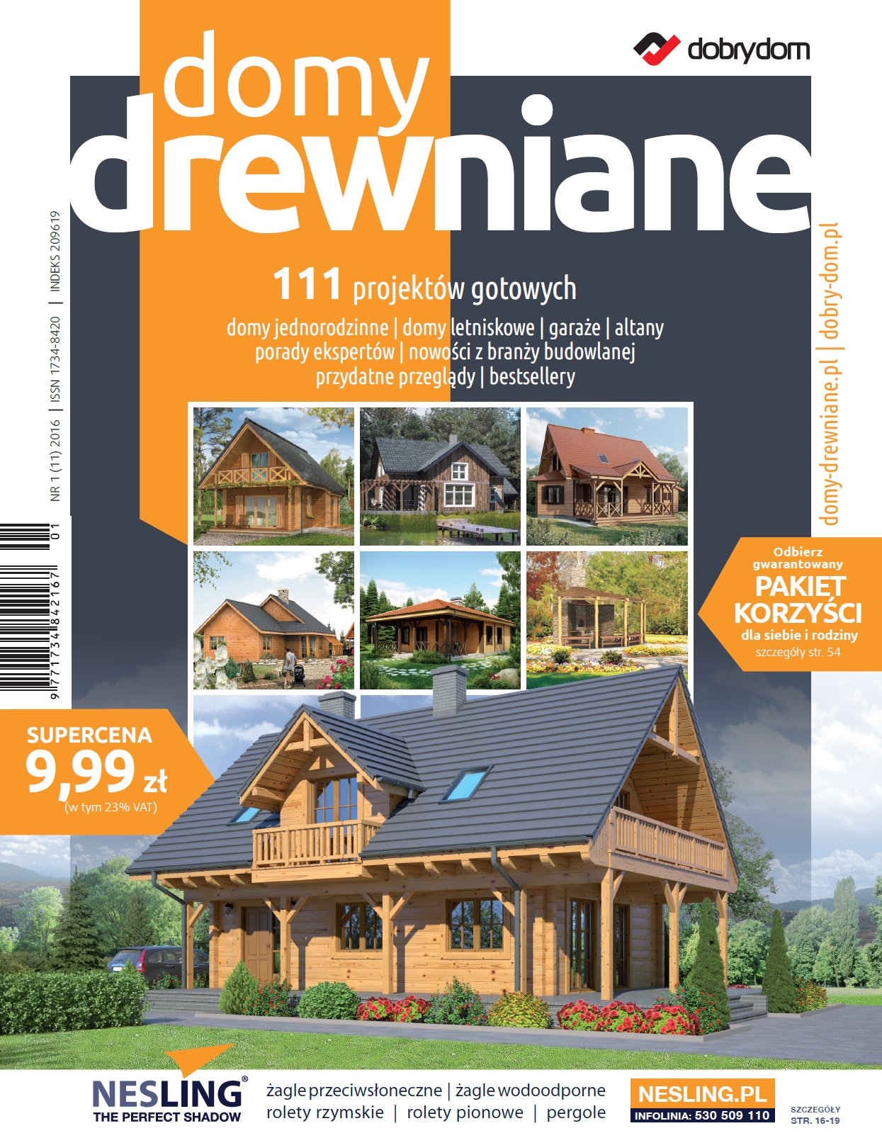 DOBRY DOM Domy Drewniane